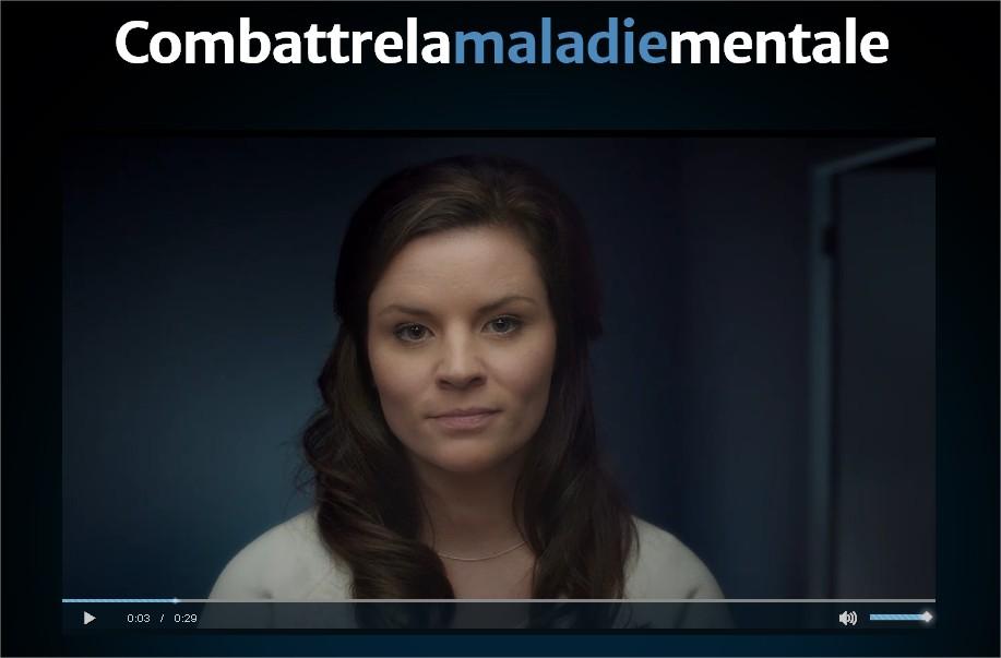 combattre maladie mentale